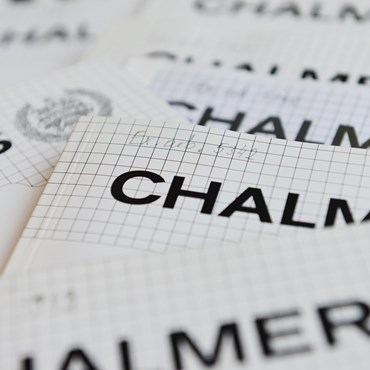chalmers university library thesis A phd degree is the highest level of formalized education  and an independent academic work in the form of a doctoral thesis  chalmers university of.